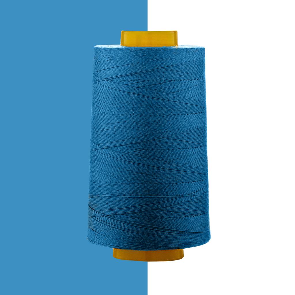 recycled spun polyester