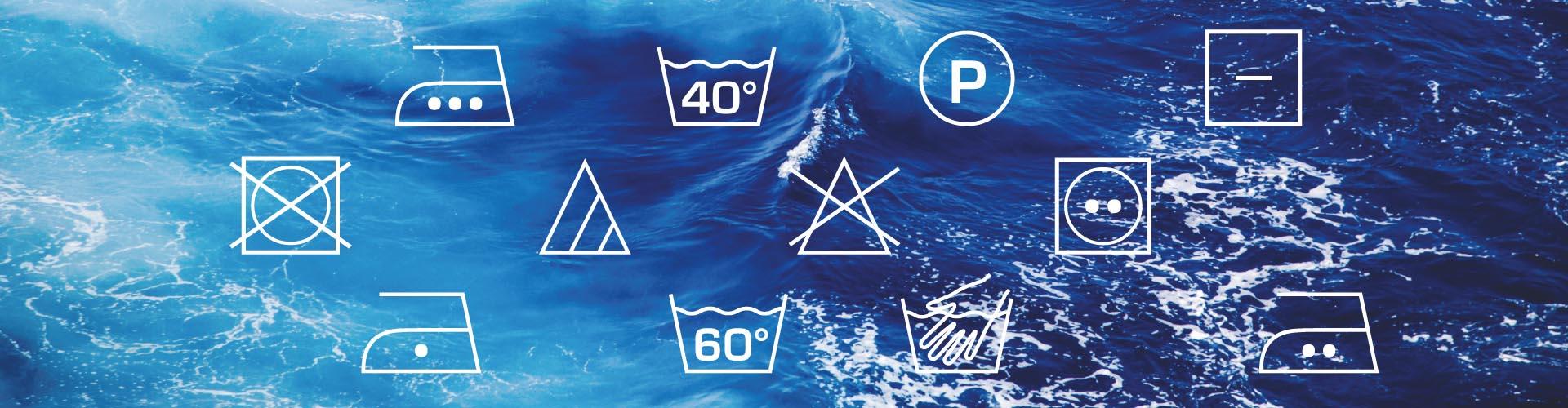 Simboli di lavaggio