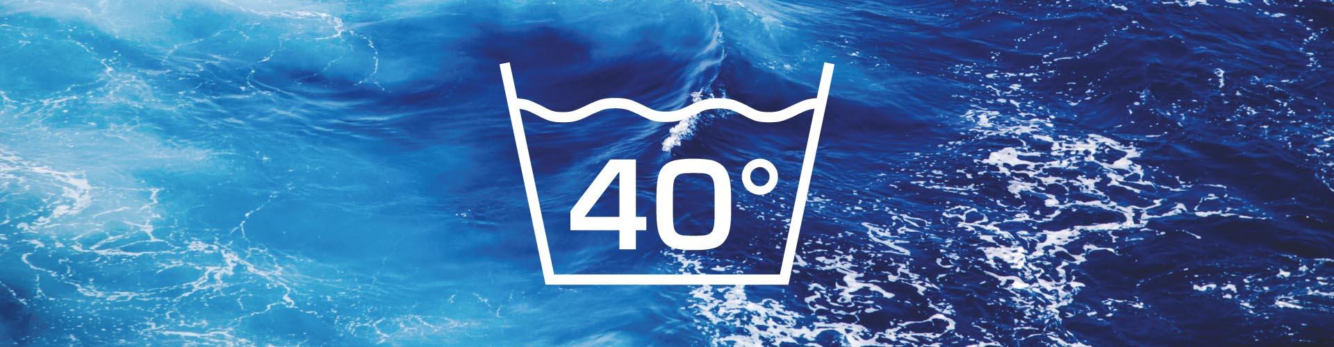 Lavaggio a 40°