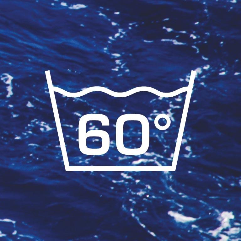 Lavaggio a 60°