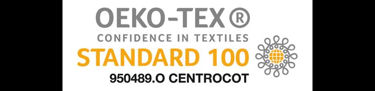 OEKOTEX certificato